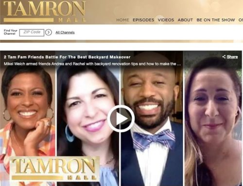 Tamron Hall Show – Porch Wars with Rachel Sobel & Andrea Rappaport