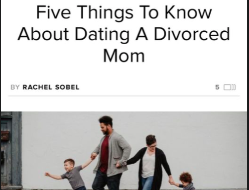 Five Things To Know About Dating A Divorced Mom