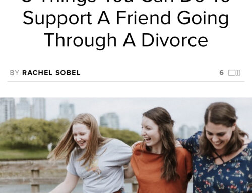 5 Ways to Support a Friend Going Through Divorce