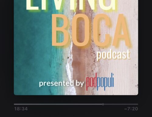 Whine and Cheez-its on the Living Boca Podcast!